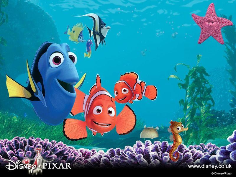 Do Nemo Para Imprimir Desenhos Colorir Wallpaper Rei Leao